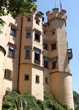 Hohenschwangau Castle, Bavaria Royalty Free Stock Photography