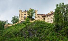 Hohenschwangau Castle, Bavaria, Germany Stock Photos