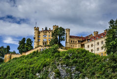 Hohenschwangau Castle, Bavaria Royalty Free Stock Photos