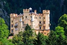 Hohenschwangau Castle, Bavaria Stock Photos