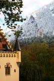 Hohenschwangau Castle in Baviera, Germany Stock Images