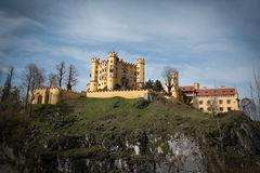 Hohenschwangau Castle Royalty Free Stock Photography