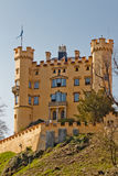 Hohenschwangau Castle Fussen Germany Royalty Free Stock Photography