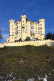 Hohenschwangau castle in Germany Stock Photo