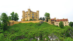 Hohenschwangau Castle in Germany Royalty Free Stock Image