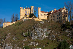 Hohenschwangau Castle Royalty Free Stock Image