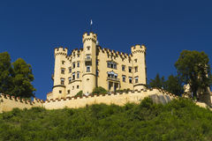 Hohenschwangau Castle, Germany. Royalty Free Stock Photo
