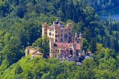 Hohenschwangau Castle Stock Photos