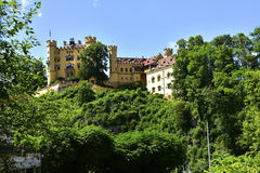 Hohenschwangau Castle Stock Photography