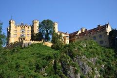 Hohenschwangau Castle Stock Image