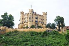 Hohenschwangau de Schloss Imagem de Stock