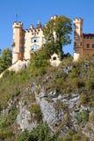 Hohenschwangau-Schloss stockfoto