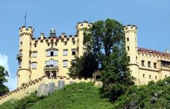 Hohenschwangau-Schloss lizenzfreie stockfotografie