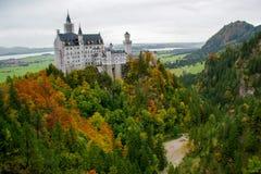 Hohenschwangau Schloss lizenzfreie stockfotografie