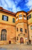 Hohentubingen-Schloss in Tubingen, Deutschland Lizenzfreie Stockfotografie