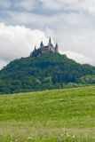 Hohenzollern castle. In the Black Forest, Germany Stock Images