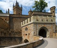 Free Hohenzollern Castle Stock Photography - 42216652
