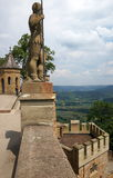 Hohenzollern Castle Stock Photography