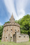 Hohenzollern Castle in Baden-Wurttemberg, Germany Stock Images