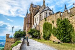 Free Hohenzollern Castle, Germany, Europe Royalty Free Stock Photos - 209794208