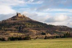 Hohenzollern Castle, Germany Royalty Free Stock Photo