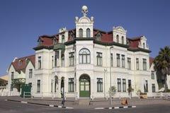 Hohenzollern Haus Stock Photo