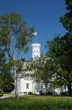 hohenzollern hav för baltisk slottheiligendamm Arkivbilder