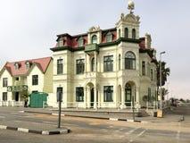 Hohenzollern House - Namibia, Africa Royalty Free Stock Photos