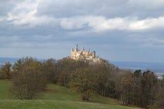 Hohenzollern Schloss Lizenzfreie Stockbilder