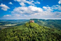 Hohenzollern-Schloss, Deutschland Lizenzfreie Stockfotos