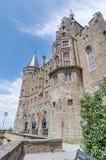 Hohenzollern slott i Baden-Wurttemberg, Tyskland Royaltyfri Bild
