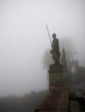Hohenzollern slott i Swabian under hösten, Tyskland Royaltyfri Fotografi