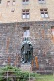 Hohenzollern slott, Tyskland Royaltyfri Bild