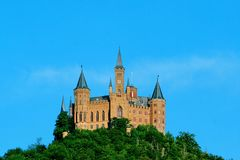 Hohenzollern3 Lizenzfreies Stockfoto