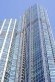Hoher Anstieg-Kontrollturm Stockbilder
