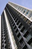 Hoher Anstieg-Kontrollturm-Block Lizenzfreie Stockfotografie