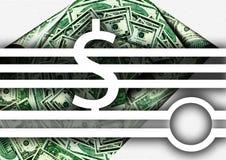 Hoher Dollar vektor abbildung
