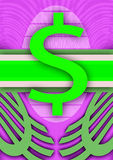 Hoher Dollar Lizenzfreies Stockfoto