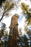 Hoher Kontrollturm Stockbild