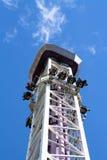 Hoher Kontrollturm Stockfotos