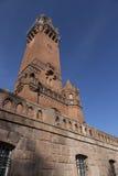 Hoher Kontrollturm stockbilder