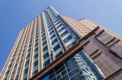 Hoher moderner Wolkenkratzer Lizenzfreies Stockbild