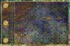 Hoher Res-abstrakter Hintergrund mit Feld Lizenzfreies Stockbild