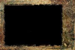 Hoher Res-abstrakter Hintergrund mit Fotofeld Lizenzfreie Stockbilder
