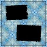 Hoher Res-abstrakter Hintergrund mit spases für Foto Lizenzfreies Stockbild
