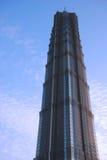 Hoher Wolkenkratzer Lizenzfreies Stockbild