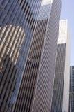 Hoher Wolkenkratzer-Auszug Lizenzfreies Stockfoto