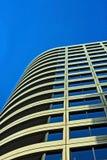 Hohes Anstieggebäude Stockfotografie