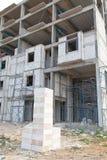 Hohes Anstieggebäude, das steigt Lizenzfreie Stockfotografie