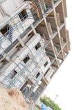 Hohes Anstieggebäude, das steigt Lizenzfreies Stockbild